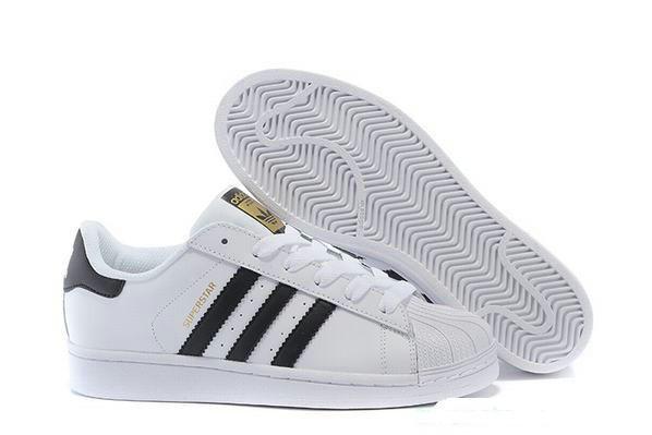 42dc8941 Кроссовки Adidas SuperStar White Black Белые женские реплика -  SportBoom.com.ua - интернет