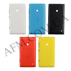 Задняя крышка Nokia 520 Lumia чёрная