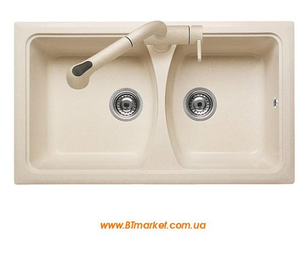 Кухонная мойка AquaLine Melfi 79-50 BG Беж