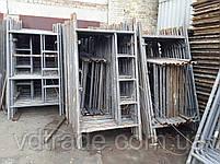Леса Флажковые НОВЫЕ  Стандартный комплект Висота: 2 м; Ширина: 3 м., фото 5