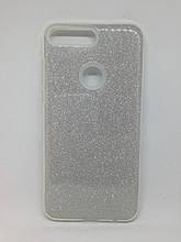 Чехол Huawei Y7 2018 Silver Dust Dream