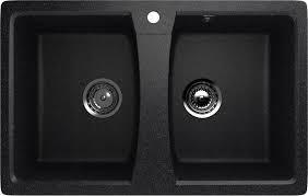 Кухонная мойка AquaLine Melfi 79-50 ONX Черный