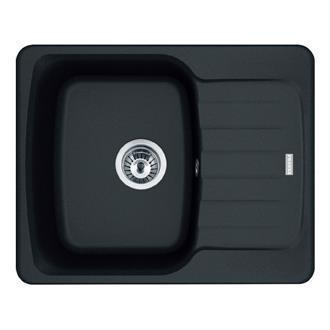 Кухонні мийки Franke Antea AZG 611-62/114.0499.160/ прямоуг.з  крилом/фраграніт/620x500х210/онікс