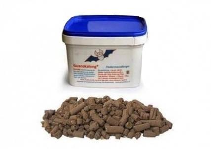Органическое удобрение Guanokalong Granule 500 g ( собст. фас)
