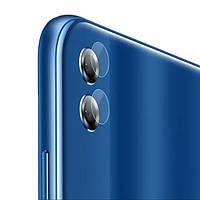 Защитное стекло на камеру для Huawei Honor 8X