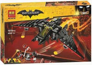 """Конструктор Bela 10739 Batman """"Бэтмолёт"""" 1070 деталей ( аналог Lego 70916 )"""