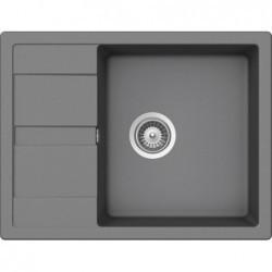Кухонная мойка AquaLine Siena 65-50 GR Серый
