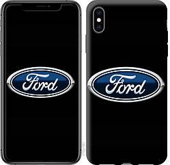 "Чехол для телефона ""Ford. Logo v3"" (Модели внутри)"