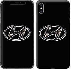 """Чехол для телефона """"Hyundai. Logo"""" (Модели внутри)"""