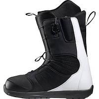 Ботинки Сноубордические Forum Musket Snowboard Boots Черно-белые (размеры 8.5; 9.0; 9.5) 12/13