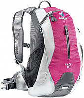 Женский малиновый рюкзак DEUTER RACE X  Артикул: 32019 на 12 л