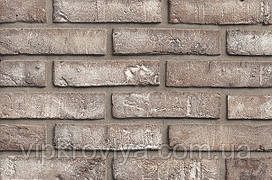 CRH клинкерный кирпич ручной формовки FB RAINBOW GREY DUST
