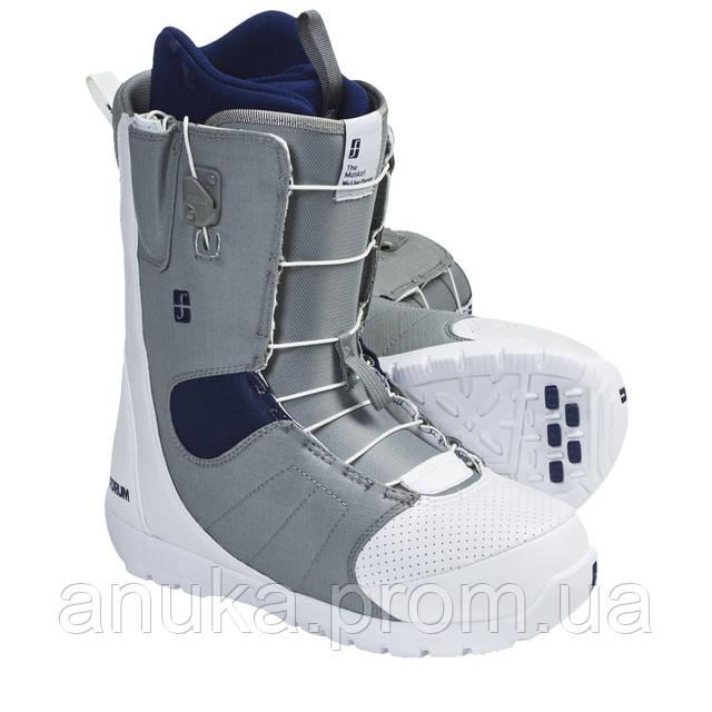 Ботинки сноубордические Forum Musket Snowboard Boots 12/13