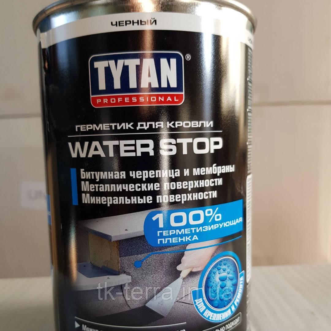 Титан Стоп Воде, ремонтная мастика, 1кг.