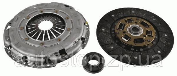 Комплект сцепления Kia Ceed 1.6 (дизель) до 02/2009 Sachs (Германия) 3000 950 564