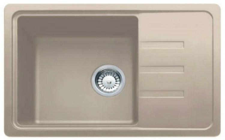 Кухонная мойка AquaLine Ibiza 62-43 SND Песочный