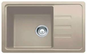 Кухонная мойка AquaLine Ibiza 62-43 SND Песочный, фото 2