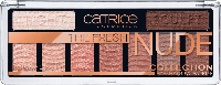 Палетка теней для век Catrice Cosmetics The Fresh Nude Collection, 10 g