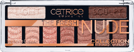 Палетка теней для век Catrice Cosmetics The Fresh Nude Collection, 10 g