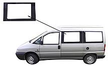 Боковое стекло короткая база Peugeot Expert 1995-2007 переднее левое