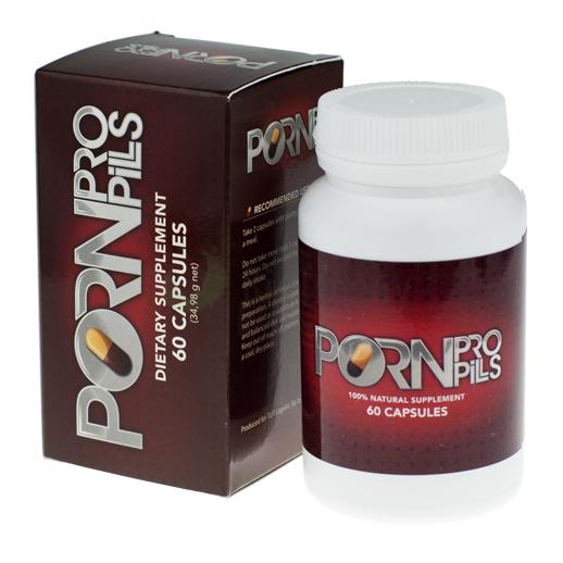 Porn Pro Pills (Порн Про Пиллс) - капсулы для потенции