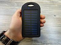 Внешний аккумулятор Power bank Solar charger 20000 mAh, фото 1