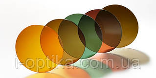 Покраска линз (тонировка)