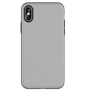 Чохол накладка Primo Case Lux для Apple iPhone X / iPhone XS - Light Grey