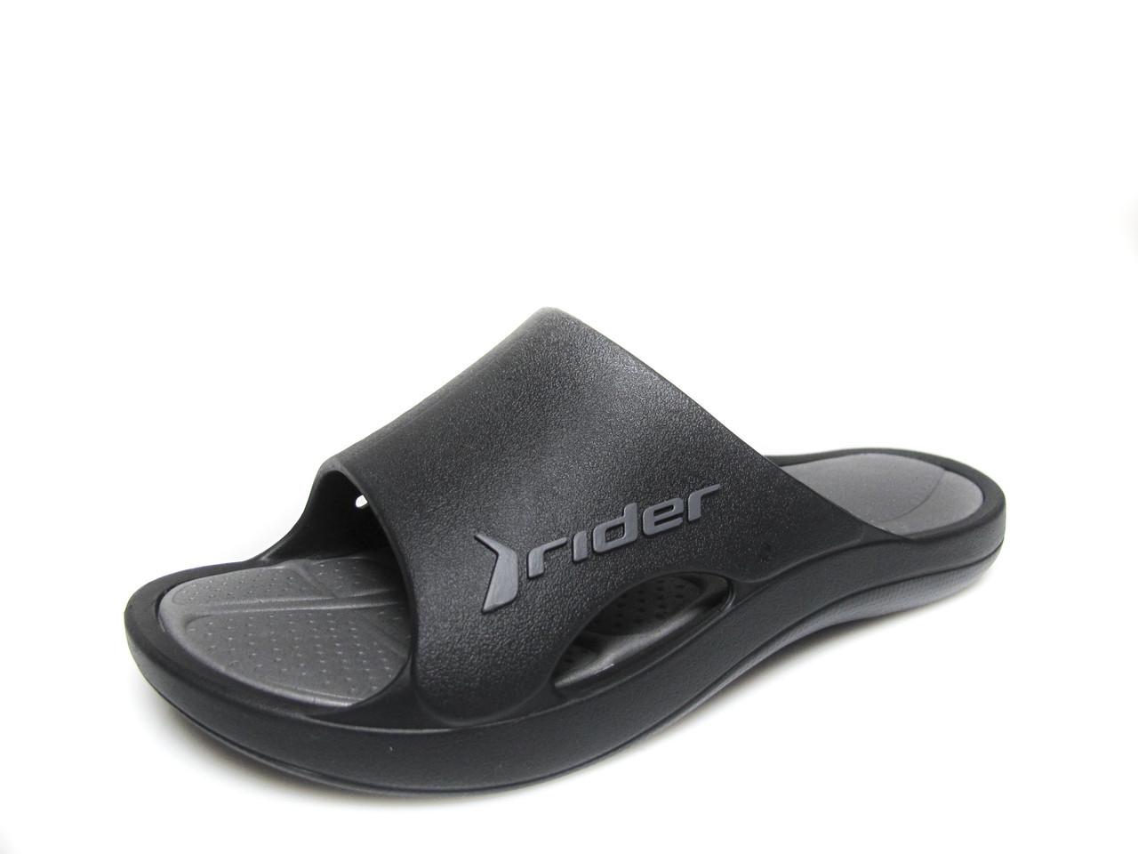 f5e01cafc Мужские шлепанцы Rider Bay III black - Интернет магазин обуви Shoes-Mania в  Днепре
