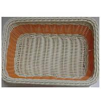 Корзинка для хлеба фруктов  27*19см R85153