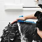 Перчатка для мойки животных Aquapaw / щетка-душ для мойки животных / душ для мытья животных, фото 7