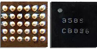 Микросхема управления зарядкой 358S для Samsung i9082/  i9152/  T110/  T210/  T211