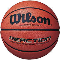 Баскетбольный мяч Wilson Reaction B1237X