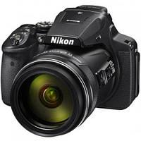 Цифровой фотоаппарат Nikon Coolpix P900 Black (VNA750E1), фото 1