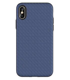 Чохол накладка Primo Case Lux для Apple iPhone X / iPhone XS - Dark Blue