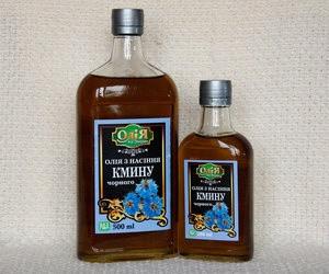 Олія з насіння чорного кмину 0,5 Знахар