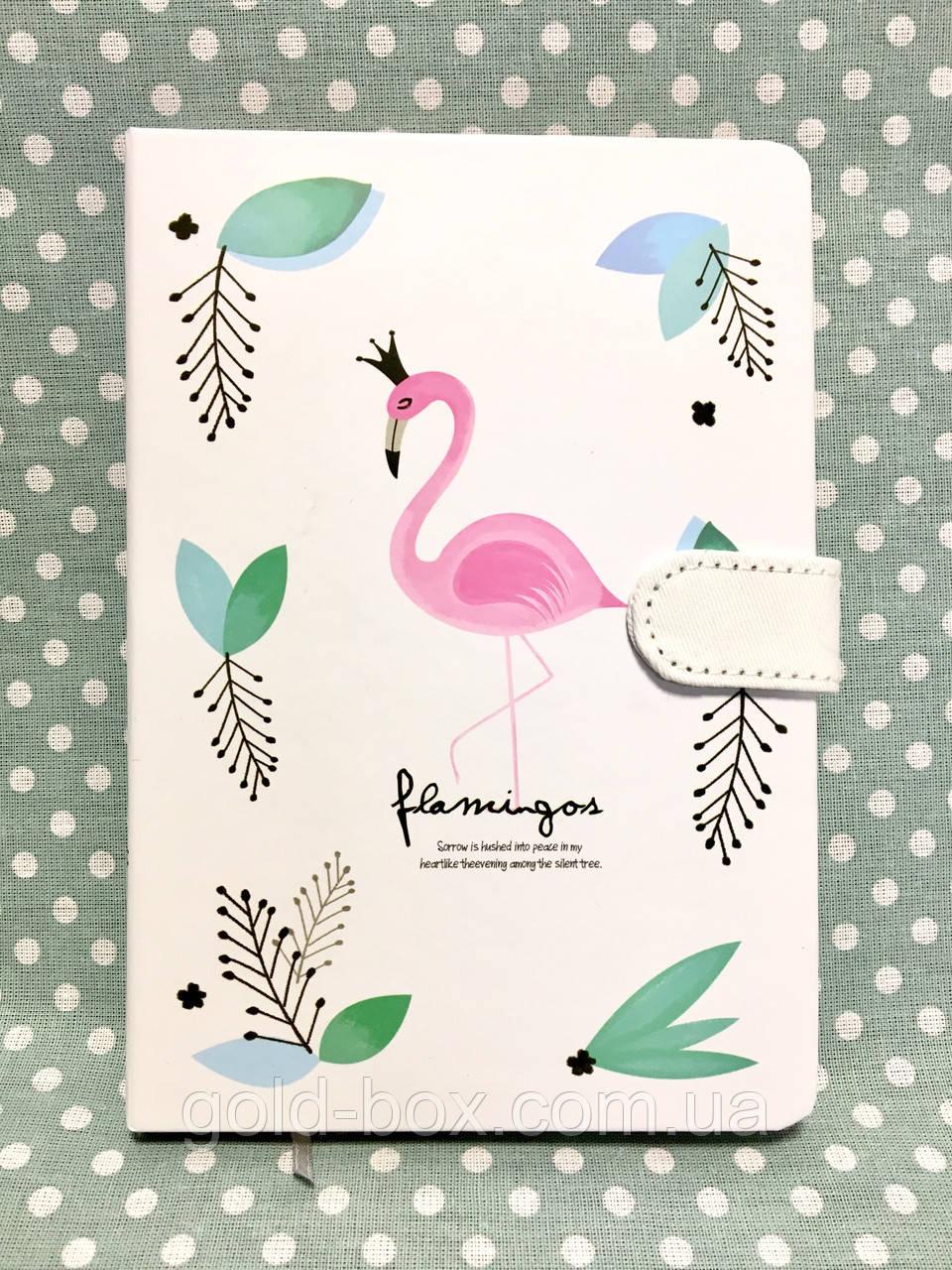 Блокнот «Flamingo »