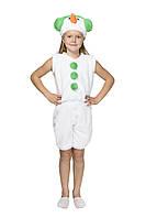 Детский карнавальный костюм Снеговик СП