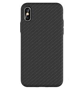 Чохол накладка Primo Case Lux для Apple iPhone X / iPhone XS - Black