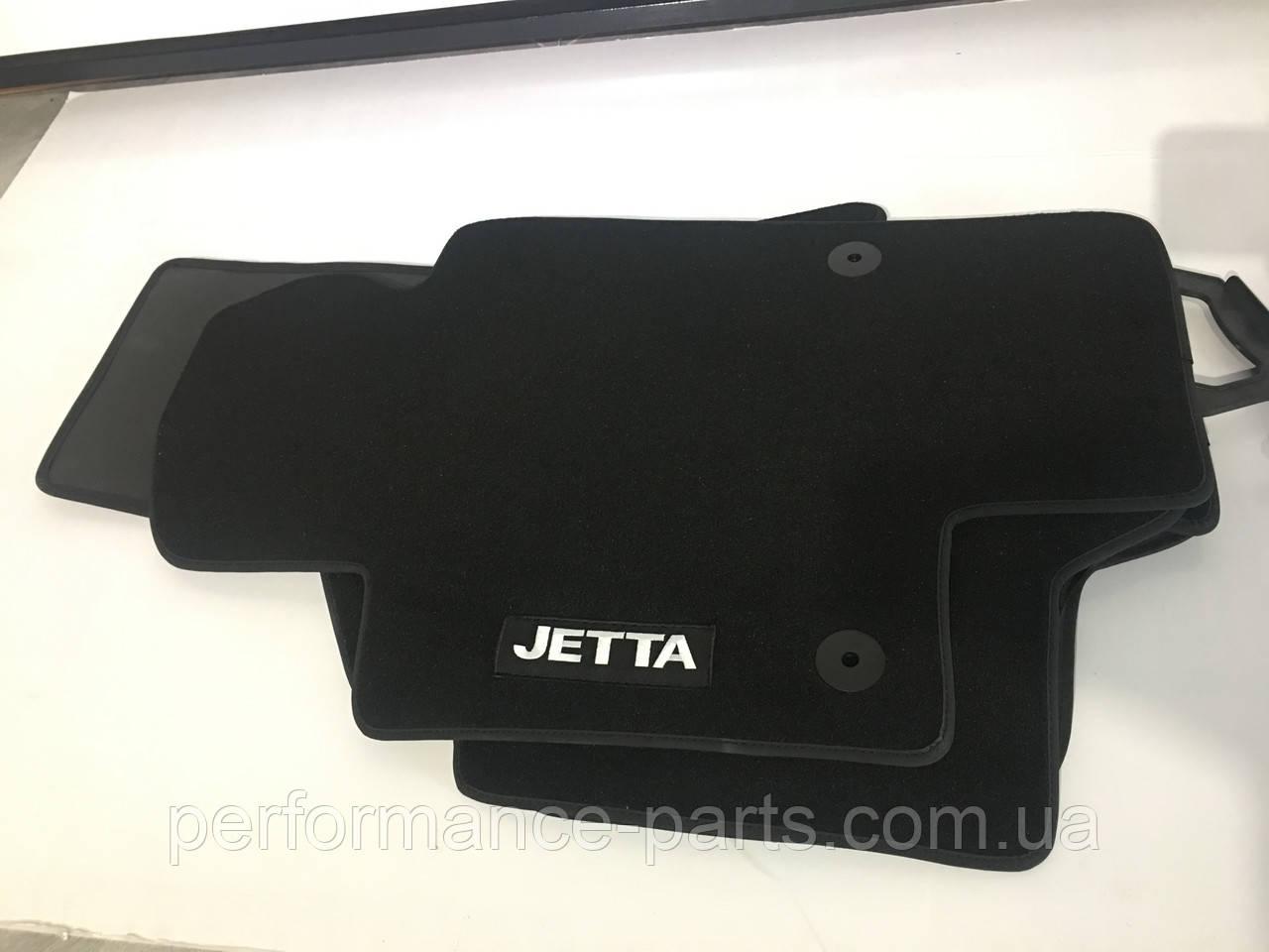 Комплект всесезонных ковриков Volkswagen Jetta SD 2010-