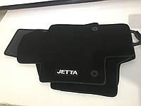 Комплект всесезонных ковриков Volkswagen Jetta SD 2010-, фото 1