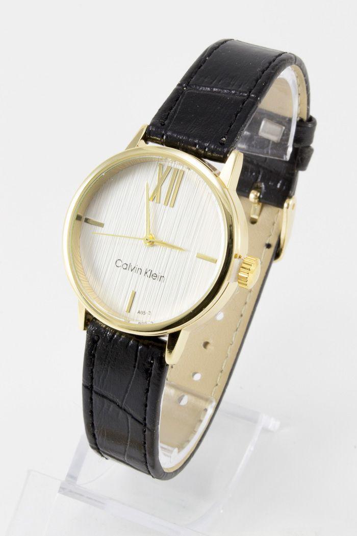 fef64383 Купить Женские Наручные Часы Calvin Klein (код: 13428) — в Категории ...
