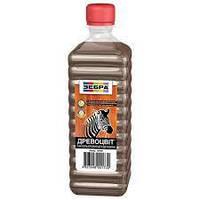 """Лак кольоровий """"Древоцвіт"""" Zebra 0,5л"""