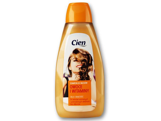 Шампунь Cien Eweryday Shampoo Fruit & Vitamin для нормального типа волос 500 мл