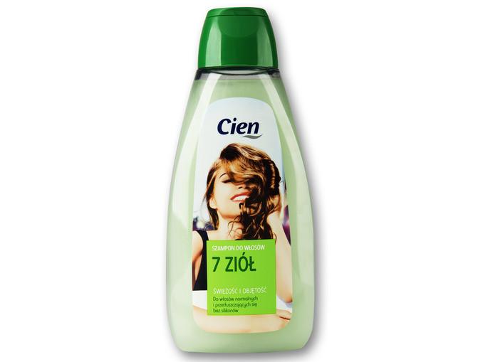 Шампунь Cien Eweryday Shampoo 7 Herbs для жирных волос  500 мл