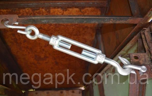 Талреп крюк-кольцо М16 DIN 1480, фото 1