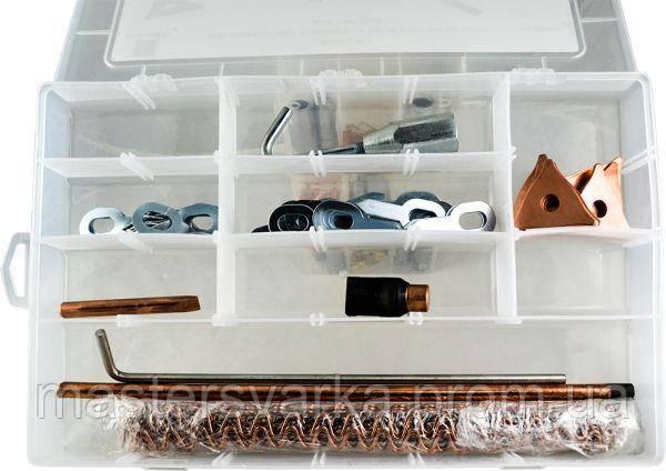 Набор расходных материалов и электродов для споттера
