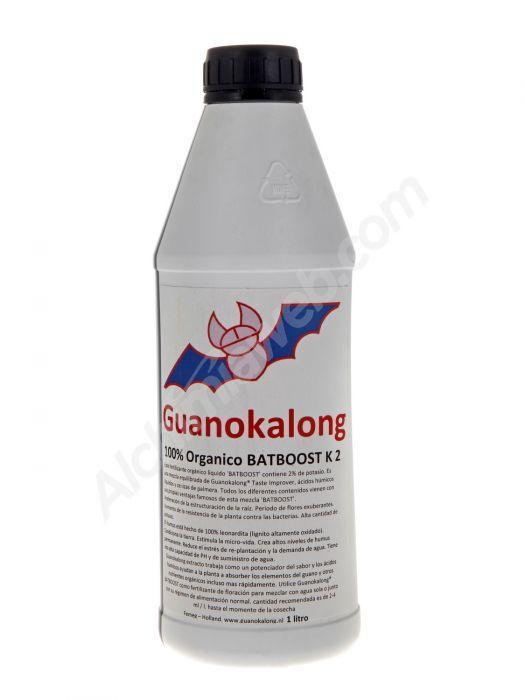Органическое удобрение Guanokalong Batboost liquid 1L