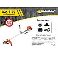 Forte Мотокоса БМК 3100 Professional 3.1кВт.