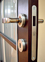 Замки и механизмы для межкомнатных дверей